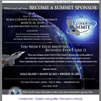 Kern Economic Development Corporation: Summit Sponsor 2010