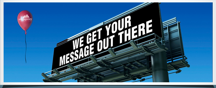 Slide 3: We Get Your Message Out There